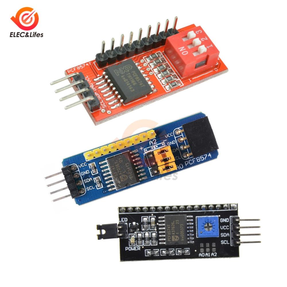 Module Interface IIC I2C pour LCD 1602 ou 2004Arduino adaptateur PIC ARM STM
