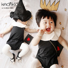 2016 Baby Rompers Girls Clothes sleeveless cute Newborn girl Romper Jumpsuit Outfit infant clothing cotton cloth