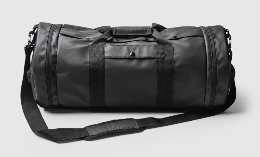 100% QualitäT Heißer Verkauf Multi-funktion Tragbare Sport Gym Basketball Schwimmen Taschen Große Kapazität Reisetaschen Hand Gepäck Handtasche Lfb712