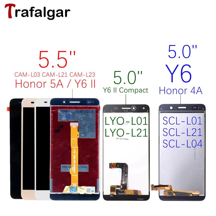 Aliexpress : Buy Huawei Y6 LCD Display Touch Screen