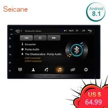 "Seicane Universale Android 8.1 7 ""2Din Autoradio Touchscreen GPS Multimedia Player Per Nissan TOYOTA Kia RAV4 Honda VW hyundai"