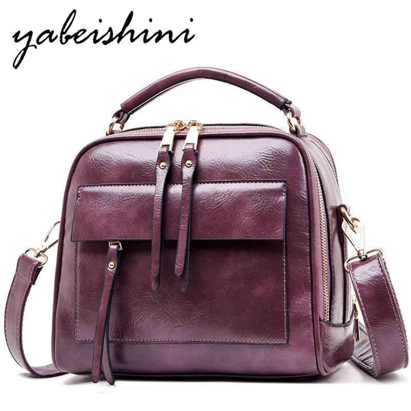 Fashion Luxury Handbags Women Bag Over Shoulder Leather Bags For Women 2019 Crossbody Bag Bolso Mujer Lady Designer Bag Sac Main