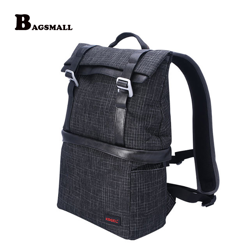 ФОТО BAGSMALL 2017 Fashion Digital SLR Camera Backpack with Laptop Compartment Lens Storage for DSLR Camera Travel Bag for Nikon