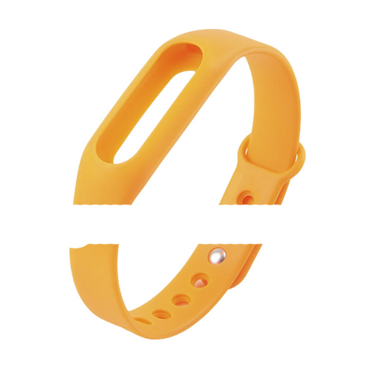 все цены на 7 color Material Wrist Strap strap replacement silicone wriststrap for xiaomi mi2 smart B451268 180829 yx онлайн