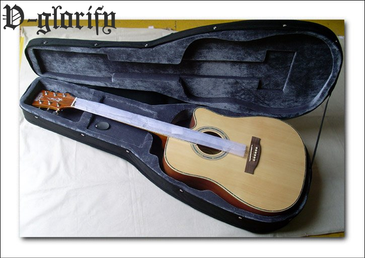 Electric Guitar Case Parts : guitar hard case for acoustic or electric guitar 41inch in guitar parts accessories from ~ Russianpoet.info Haus und Dekorationen
