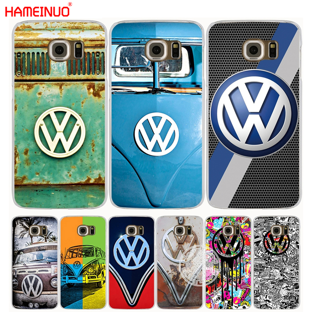 Hameinuo Retro Volkswagen Vw Beetles Cell Phone Case Cover For