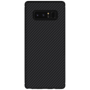 Image 2 - Nillkin sFor Samsung Note 8 Case Note8 Cover Synthetic Fiber Hard Carbon Fiber PP Plastic Case For Samsung Galaxy Note 8