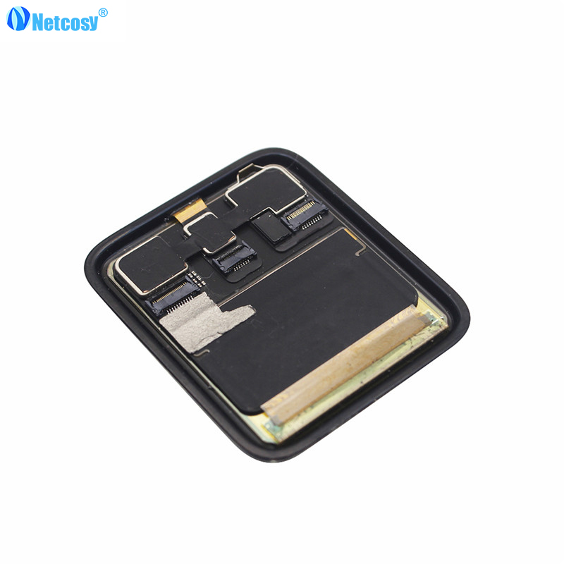 Netcosy LCD Display Touch Screen For Apple watch series 2 38mm 42mm LCD screen High quality Assembly Replacement Parts lc171w03 b4k1 lcd display screens