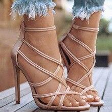 2019 Spring/Autumn Sandals Women Shoes  Women Fashion High Heels Single Shoes Woman Pointed Toe Wedding Pumps zapatos de mujer
