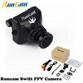 1 unids swift runcam 600tvl fpv cámara horizontal de la cámara 2.8mm lente PAL NTSC Para FPV 220 Extranjero Marciano QAV-R Impulserc 230 QAV210