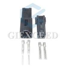 2 комплекта, 2 pin 174057-2 174056-2, автомобильная акустическая вилка, твитер, авто Электрический жгут, гнездовой разъем для Mazda