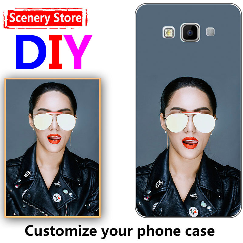 Customized DIY Photo LOGO Name Picture <font><b>Case</b></font> Cover For <font><b>Samsung</b></font> Galaxy A5 2015 A500 A500F <font><b>A500FU</b></font> 5.0