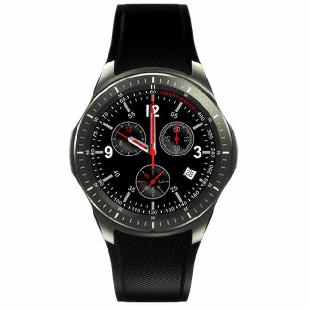 "DM368 горячие продажи Smart Watch Android 5.1 Quad Core Сердечного Ритма Шагомер Bluetooth 4.0 Smart Watch 3G 1.39 ""AMOLED Android"