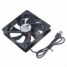 Gdstime 120x120x25mm 120mm 5 V 2Pin 12025 UNID DC Cooling Fans Con Conector USB ventilador