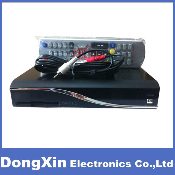 Newest DM501 500C-II TV Receiver with Autoroll key for Singapore,dm501-C NEW Version,DM500C with software,no needs AU Smart card