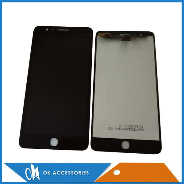 5.0 Inch For Alcatel POP UP 6044D OT6044 OT 6044 LCD Display + Touch Screen Digitizer Assembly Replacement Black Color 1PC/Lot5.0 Inch For Alcatel POP UP 6044D OT6044 OT 6044 LCD Display + Touch Screen Digitizer Assembly Replacement Black Color 1PC/Lot