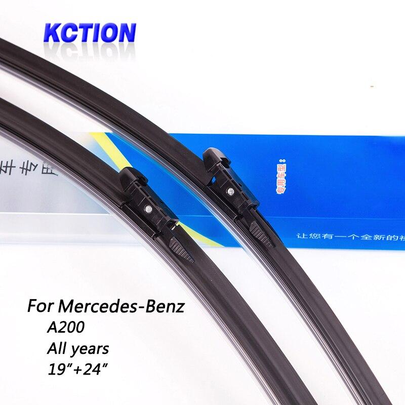 Lámina de limpiaparabrisas del coche para MERCEDES BENZ A200 (todos ...