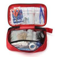 NEW Safurance 180 cái/gói An Toàn Ngoài Trời Hoang Dã Tồn Tại Travel First Aid Kit Cắm Trại Đi Bộ Đường Dài Y Tế Điều Trị Khẩn Cấp