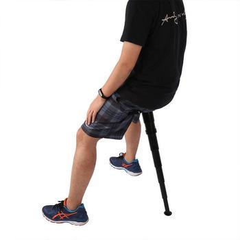 3 색 여행 초경량 접이식 의자 고하 중 야외 캠핑 의자 대기 대기열 유물 휴대용 좌석 낚시 도구