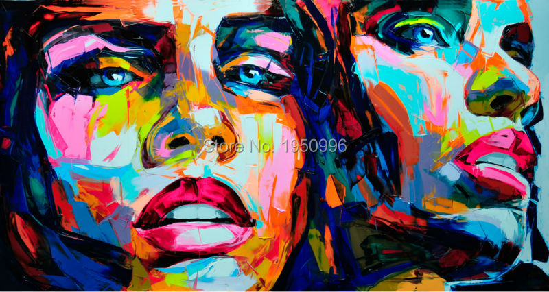 Compare Prices on Abstract Faces Art- Online Shopping/Buy Low ...