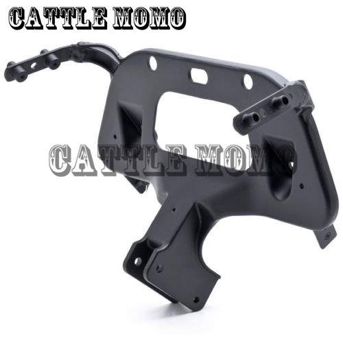 Motorcycle Headlight Stay Bracket Front Upper Fairing Stay Bracket For SUZUKI GSX 1300R Hayabusa 1999-2007 00 01 02 03 04 05 06 black headlight for suzuki hayabusa 1300 gsx1300r 1999 2007 front brand new motorcycle clear light lamp from china