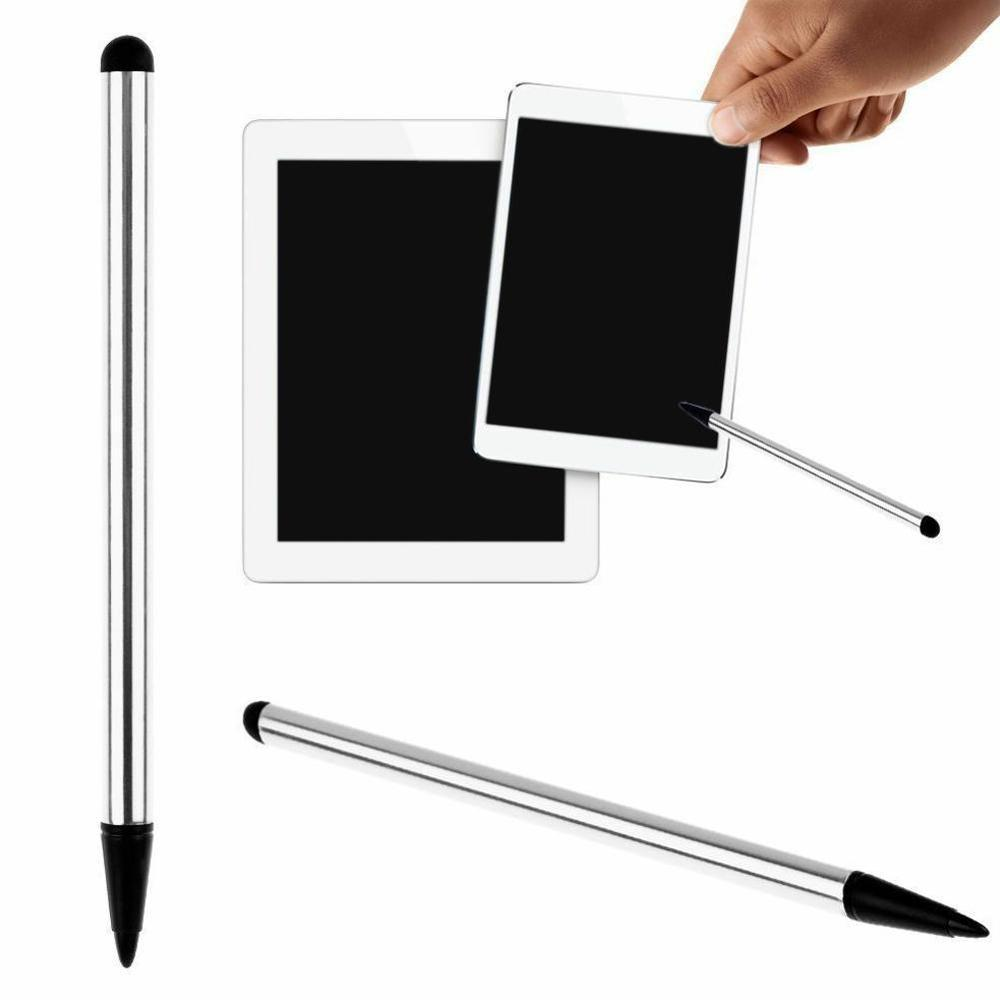 2Pcs High Quality Capacitive Universal Stylus Pen Touch Screen Stylus Pencil For Tablet For IPad Cellphone Moblie Phone Samsung