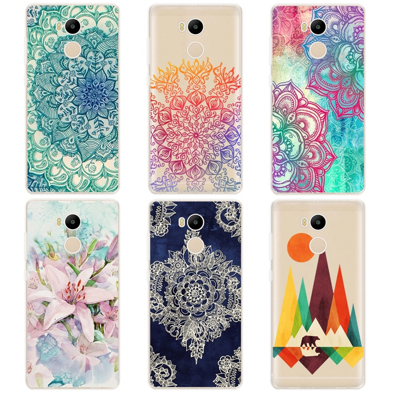 Soft Cases for Xiaomi Redmi 4 Pro Case TPU Gel for Xiaomi Redmi 4 Pro Prime (High Version) Printing Protective Silicone Cover