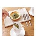 Cuillère à thé en acier inoxydable cuillère à café minimaliste pelle à thé cuillère à café cuillère à café Simple et pratique chinois outil à thé utile|Cuillères à thé|Maison & Animalerie -
