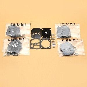 Image 4 - 5 Set/partij Carburateur Membraan Reparatie Kit Voor STIHL BG45 BG55 BG65 BG85 SH55 SH85 FS 38 55 120 200 250 300 350 Zama C1Q S68G