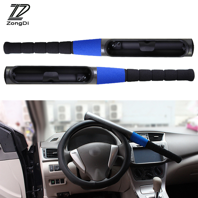 Zd Automobiles Anti Theft Car Steering Wheel Lock For Mini Cooper