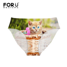 Фотография FORUDESIGNS Seamless Panties Women