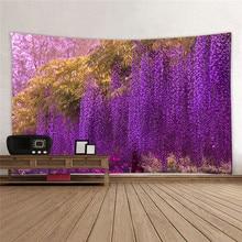 Psychedelische tapestry macrame muur opknoping Decoratie Doek Tapijt Stof Woondecoratie Accessoires