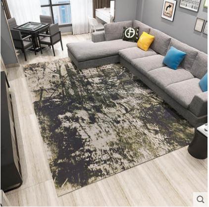 Europe 3D tapis 100% coton tapis porte tapis pour salon tapis antidérapant enfants ramper chambre tapis Yoga tapis Vloerkleed