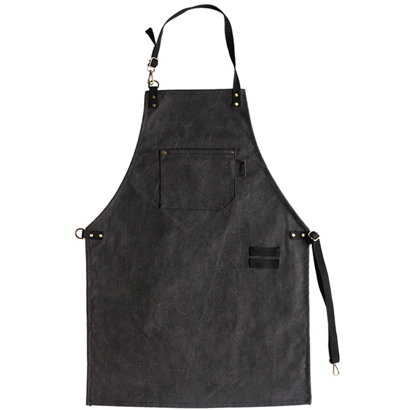 Washed Canvas Apron Barista Bartender Baker Chef Catering Uniform Florist Carpenter Tattoo Artist Painter Gardener Work Wear K91Washed Canvas Apron Barista Bartender Baker Chef Catering Uniform Florist Carpenter Tattoo Artist Painter Gardener Work Wear K91