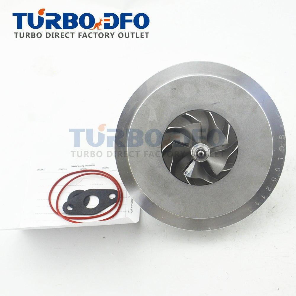 GT2260V Garrett 742730 cartouche turbo nouveau pour BMW 530D E60 E61 160Kw M57N-742730-9019 S turbine CHRA 742730-5019 S noyau équilibré