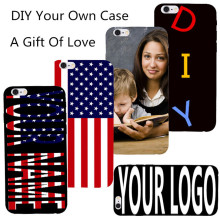 Private Custom HD PC Phone Case For Alcatel One Touch Idol 3 4.7 idol 3 5.5 Idol 2 Mini S Pop C5 C7 C9 Cover Back Shell DIY Name