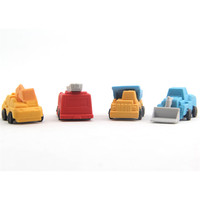1 Pcs Cute Kawaii Shop Truck Eraser Lovely Cartoon Eraser Boys Student S Gift School Supplies