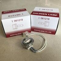 (2 unids/lote) Lámpara halógena nitsu 2901  lámpara I061219/I061222 30 5 V 370 W para miniabs serie QSS27/28/29