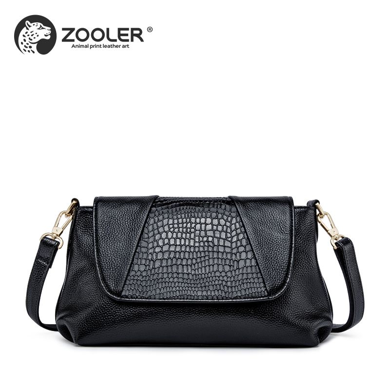 HOT 2018 designed Woman leather bag ZOOLER luxury Genuine leather bag shoulder messenger bags high quality bolsa feminina #L120HOT 2018 designed Woman leather bag ZOOLER luxury Genuine leather bag shoulder messenger bags high quality bolsa feminina #L120