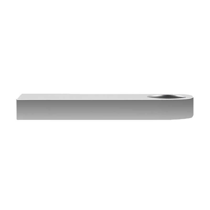 Usb флеш-накопитель 2,0 32 Гб Металлическая черная ручка 16 Гб 64 Гб 128 ГБ Водонепроницаемая Флэшка 8G Usb флешка брелок флэш-память подарок