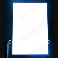A2(42*59.7cm)Illuminator Electroluminescence Backlight EL backlight sheet with AC110-240V inverter Free shipping