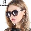 Mulheres Marca Óculos De Sol Polarizados BAVIRON Inset Borboleta Lente Quadro Óculos de Sol Da Moda Mulher Party Girl Óculos Eyewear 8514