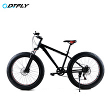 Aluminum Alloy 26 Inch Bike Speed 7 Unisex Bicicleta Mountain Bike Fatbike Black Bicicleta Carretera Road BMX Men Women Bisiklet