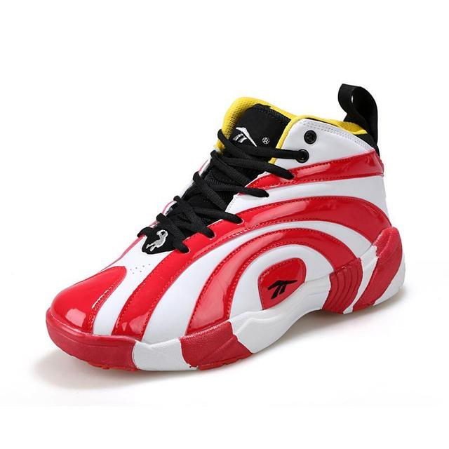 hot sale online 0a049 55998 2017 new men s basketball shoes O Neal men no slip sport air sneakers women  lover Basket Homme Shaq Zapatillas plus size 9 10 11