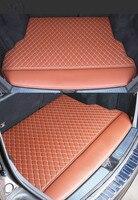 Personalizado esteiras tronco do carro especial para peugeot 5008 4008 3008 508 408 308 301 2008 307 207 à prova dwaterproof água tapetes de carga duráveis