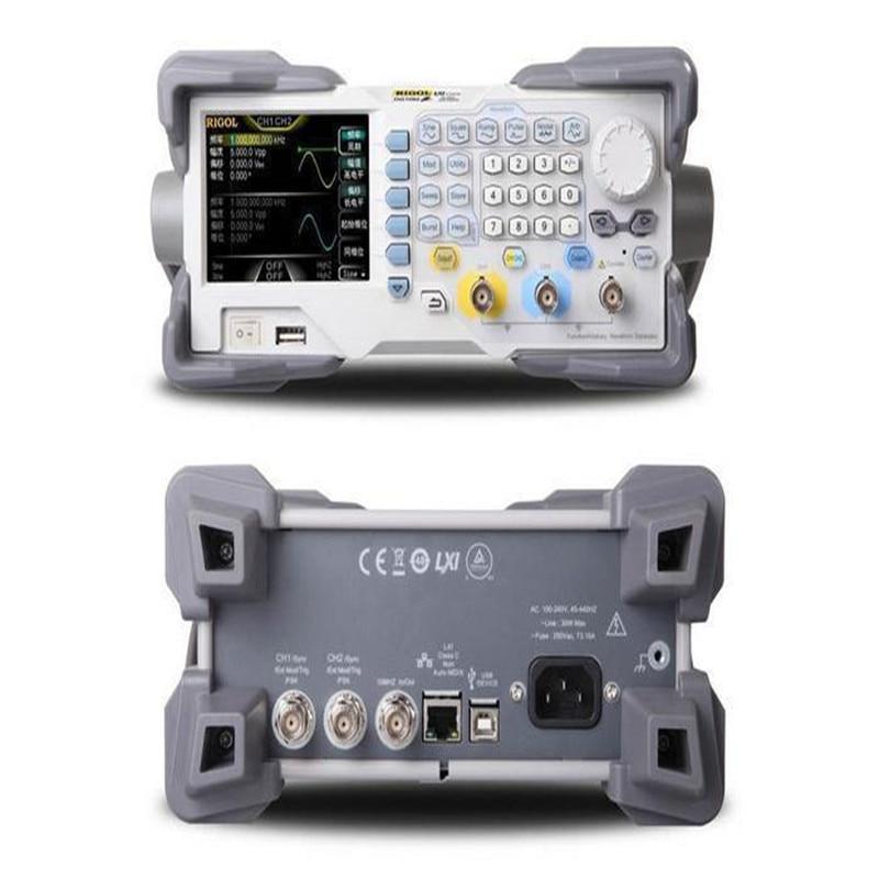 Rigol DG1032Z 2 Channel Function / Arbitrary Waveform Generator 30 MHz, 2 Ch hot selling signal generator rigol dg1022u updated from dg1022 2 channel 25 mhz function waveform signal generator