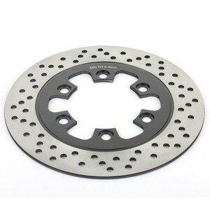 Image 3 - BIKINGBOY disques de frein arrière, 230mm, pour HYOSUNG GT 125 R 06 14 nu 03 12 GT 250 / Comet GT 250 R GT 650 R/Sport, X