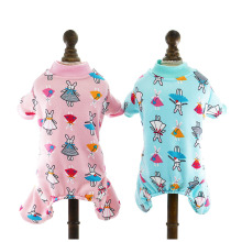 Super stylish cotton sphynx cat pajamas