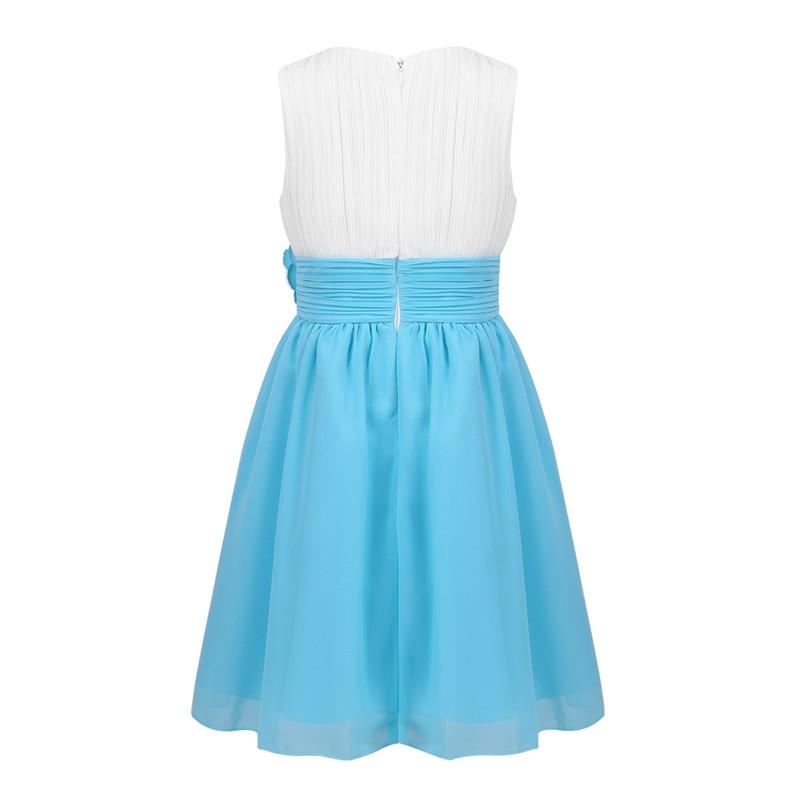 Kız Çocuk abiye elbise