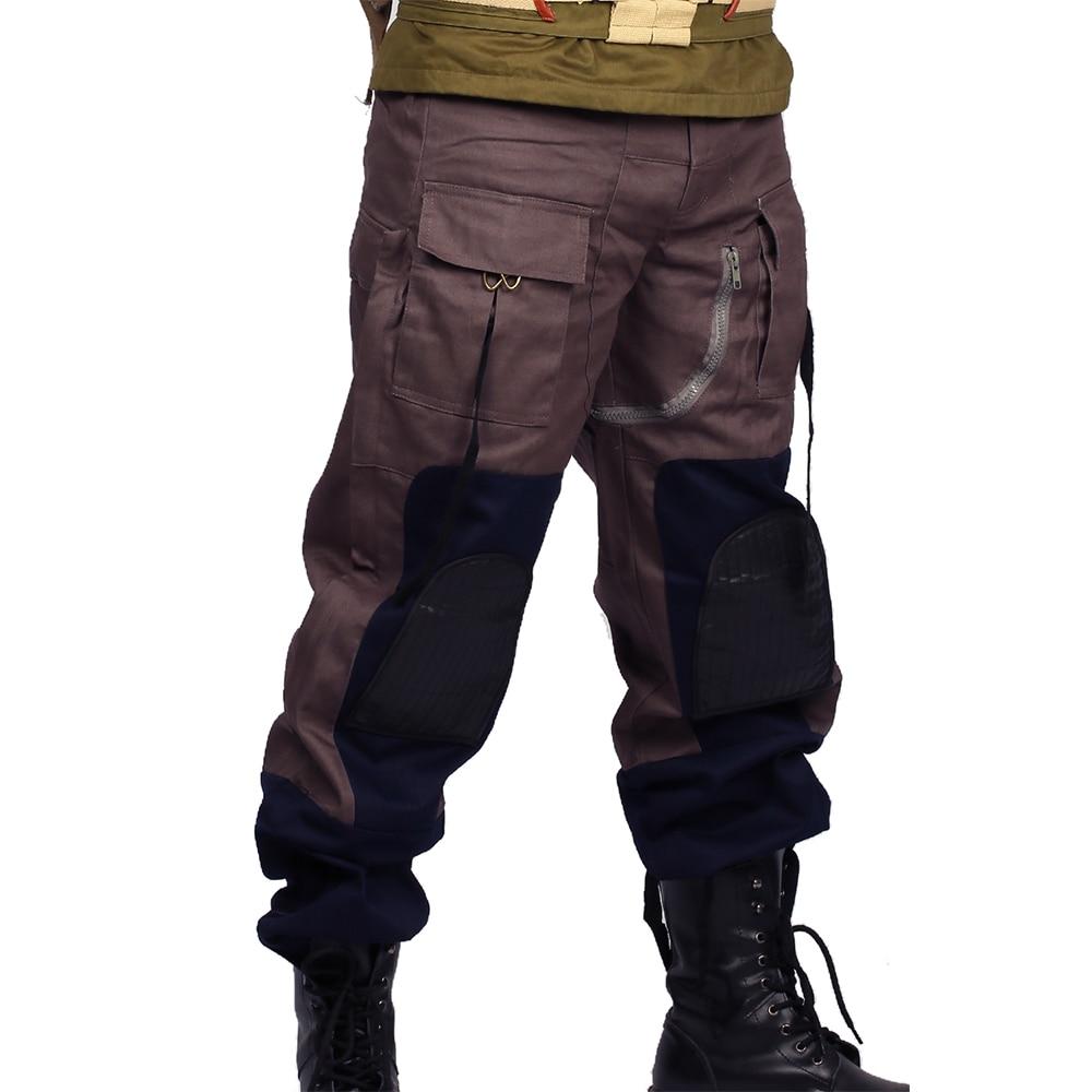 XCOSER Batman The Dark Knight Bane Taktische Hosen Erwachsene Männer Kühlen Cosplay Kostüm Lange Hosen Heißer Verkauf Männlichen Gestrickte Beiläufige hose - 2